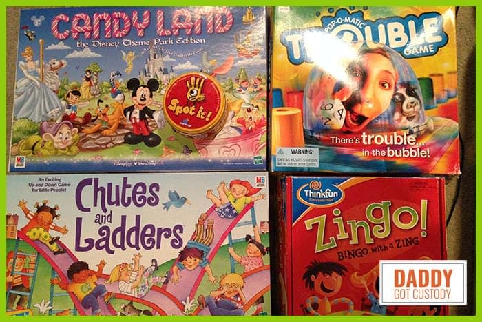5 Great Kindergarten Games to Play