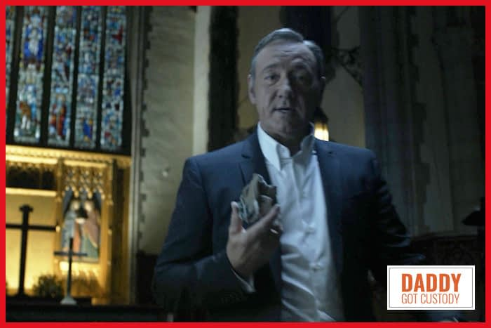 House of Cards Season 3, Chapter 30 – The Ear of God