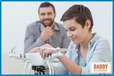 Good Custodial Parenting Requires Adjustments (2/2)
