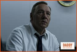 House of Cards Innocence Lost - Frank Underwood learns Covert Operations Fails