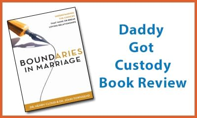 Boundaries in Marriage by Dr. Henry Cloud, Click to Order from Amazon.com