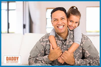 Military Families:  How to Stay Close When One Parent is Far Away