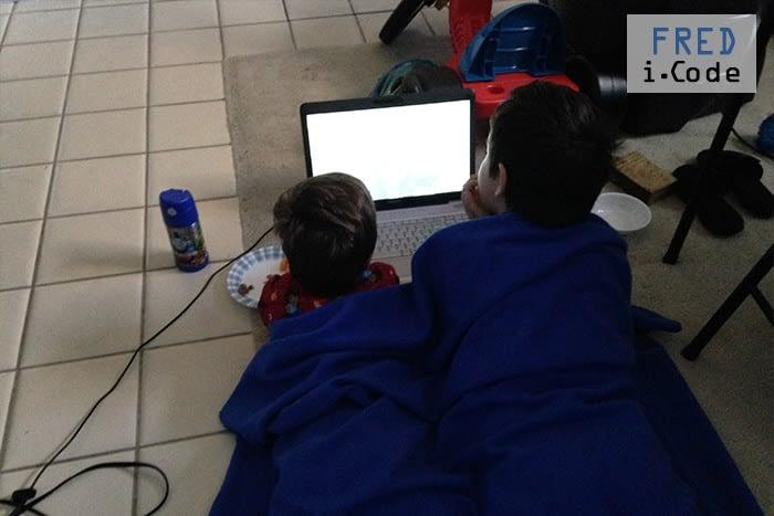 Computer Coding Starts in Kindergarten