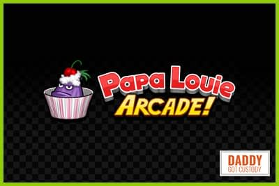 5 Free Papa Louie Arcade Games to Kill ANY Productive Day
