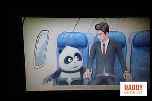 Air China's Panda Safety Video