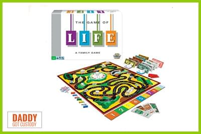 The Game of Life by Fred Campos https://www.DaddyGotCustody.com