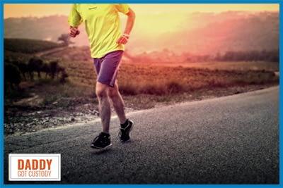 Man Jogging - Start a New Chapter