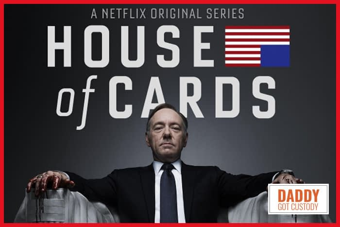 My Geeky Valentine's Idea…House of Cards Marathon?