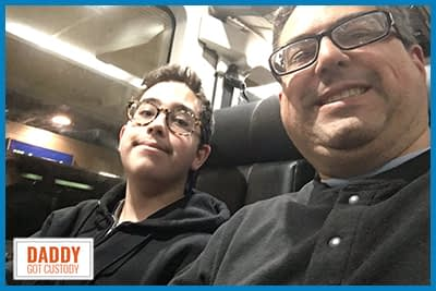Father Son Trips Trains, Buses and Ubermobiles