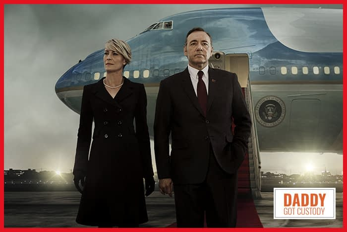 House of Cards Season 3, Chapter 28 – Frank Underwood