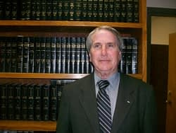 Dallas Attorney James F. Newth