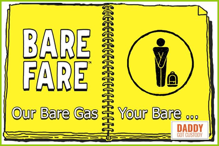 How to Fly on Bare Gas, without Losing Your Spirit Fare…