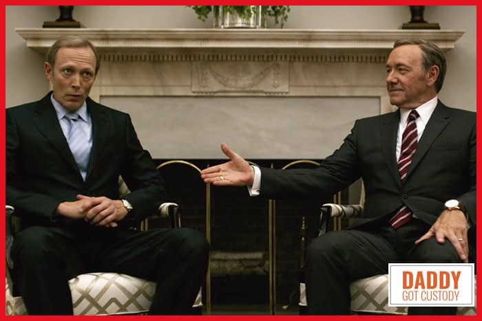 House of Cards Season 3, Chapter 29 – Viktor Petrov