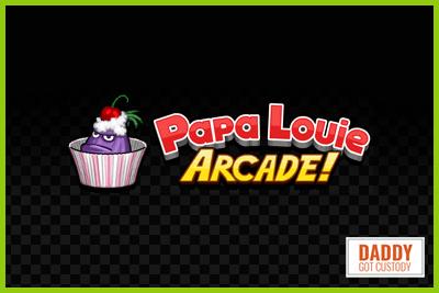 5 Free Papa Louie Arcade Games to Kill ANY Productive Day